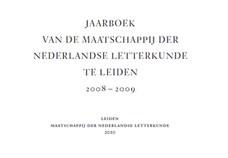 In memoriam door Wim Koops
